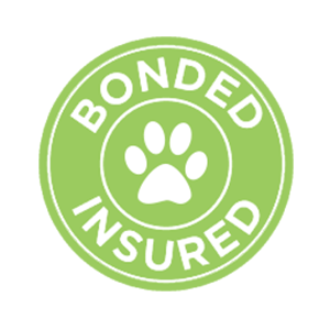 Bonded and Insured Top Dog Pet Sitting